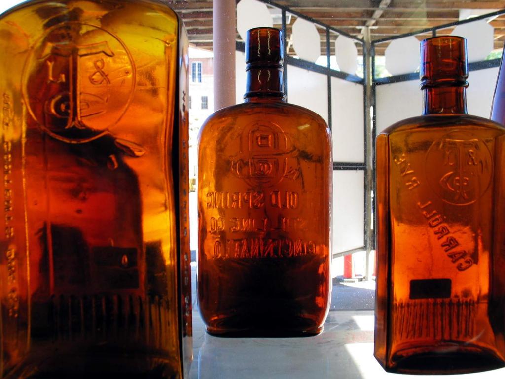 Bottles by snake0644