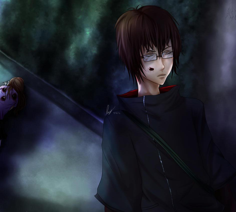 Arnel the Gamer by IvyDarkRose