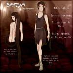 Damerian: Safiya