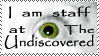 Undiscovered Staff Stamp 1 by The-Undiscovered