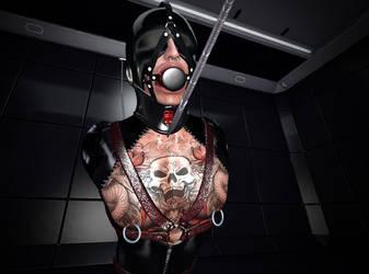 Prisoner 01 by mastergrudge