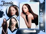 #16 PNG PACK (JENNIE BLACKPINK vogue korea)