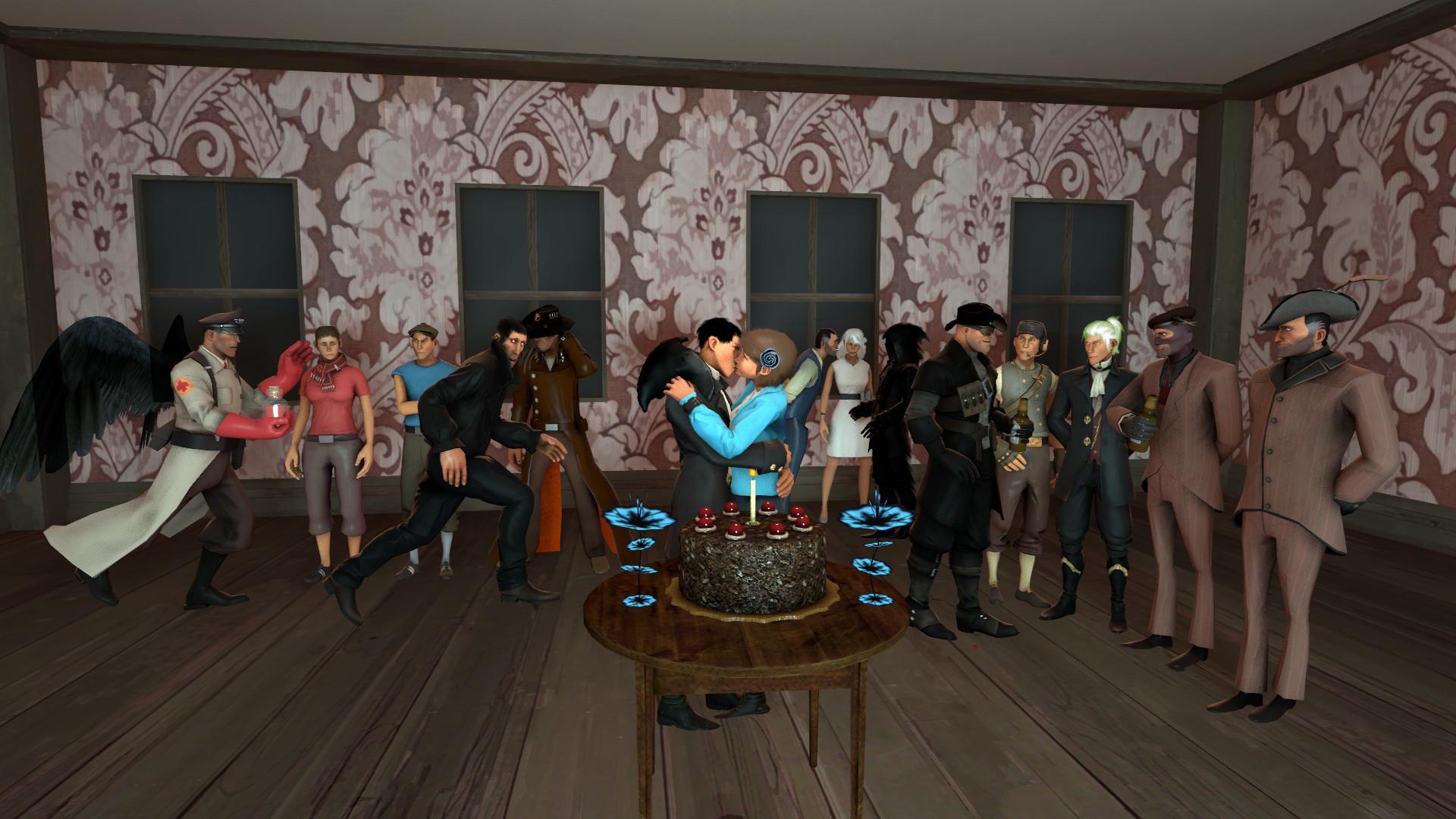 Happy Birthday Maria by SkullHunter1590