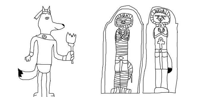 Ikaros and the Pharaoh