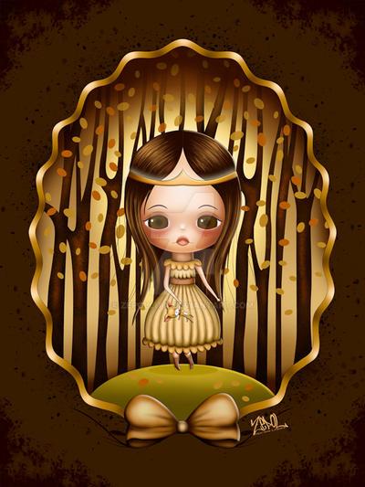 Princesa Otonal by Zepollita