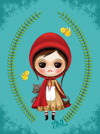 Caperucita Roja by Zepollita