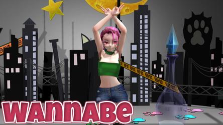 | MMDxOC || Wannabe || Bootz || model reveal |