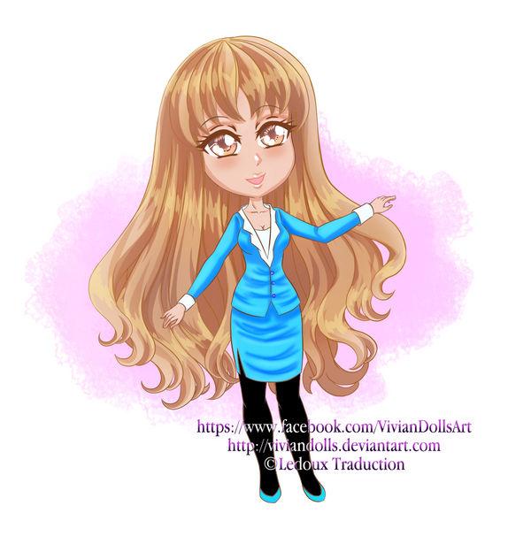 [COMMISSION#2] by VivianDolls