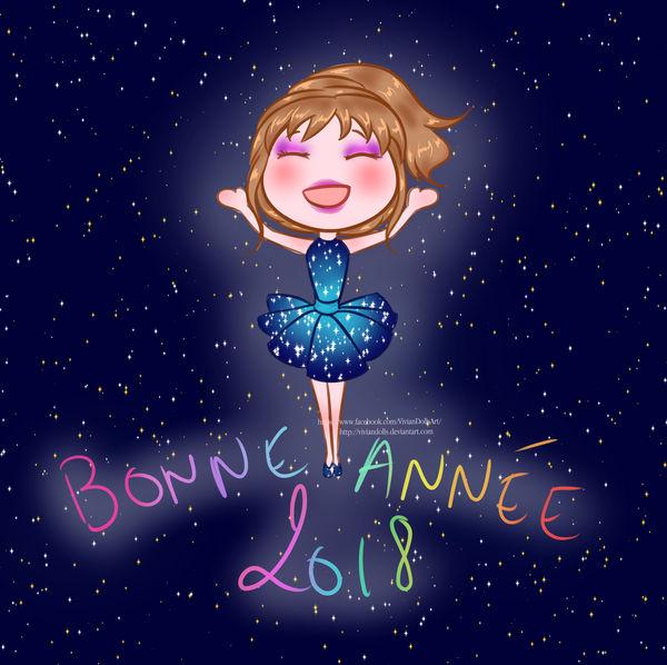 Happy new year! by VivianDolls