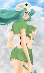 Numero Tres - Nelliel Tu Odelschwanck @ Bleach by animeBoi9