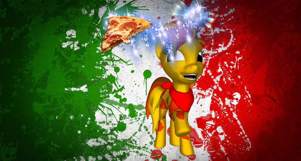 A True Italian at Heart! by QueenofRandomness108