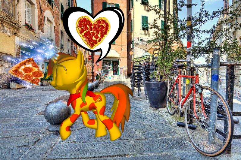 A Nice Stroll Through Venice by QueenofRandomness108