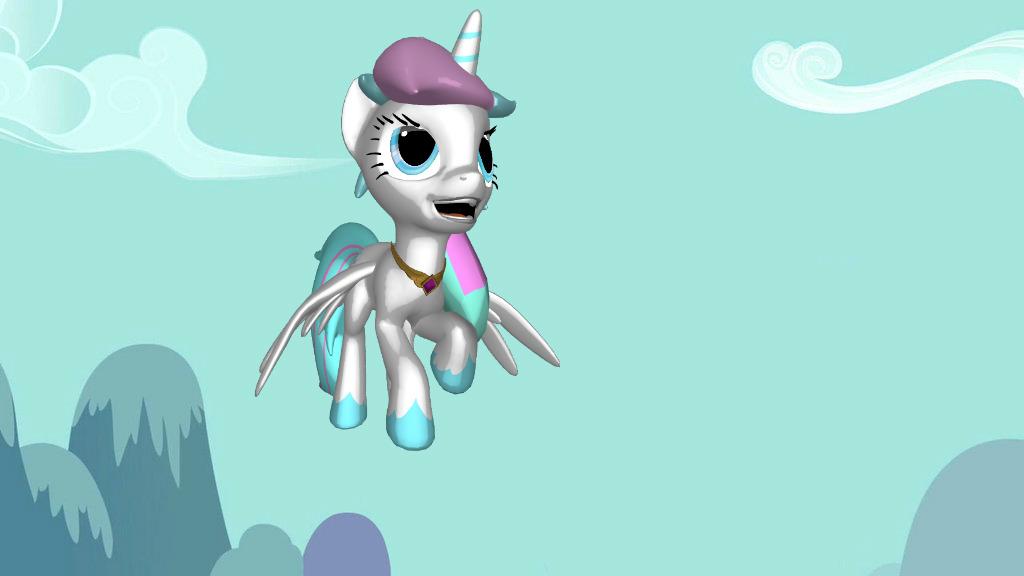 Flying High Again by QueenofRandomness108