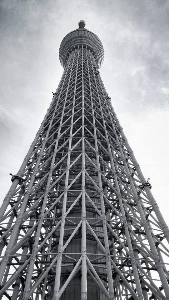 Tokyo Skytree by nmaeda