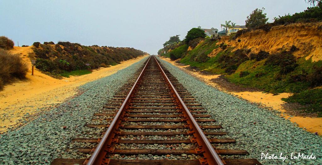 AMTRAK San Diego by nmaeda