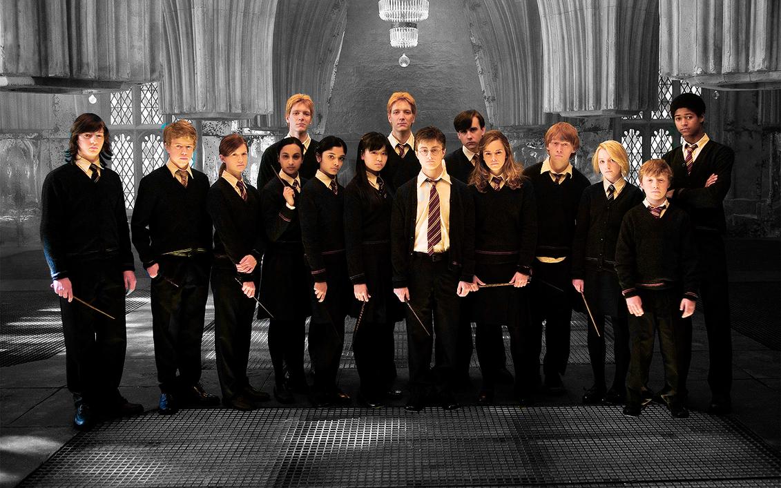 Dumbledore's Army by Azkaban-Dementor