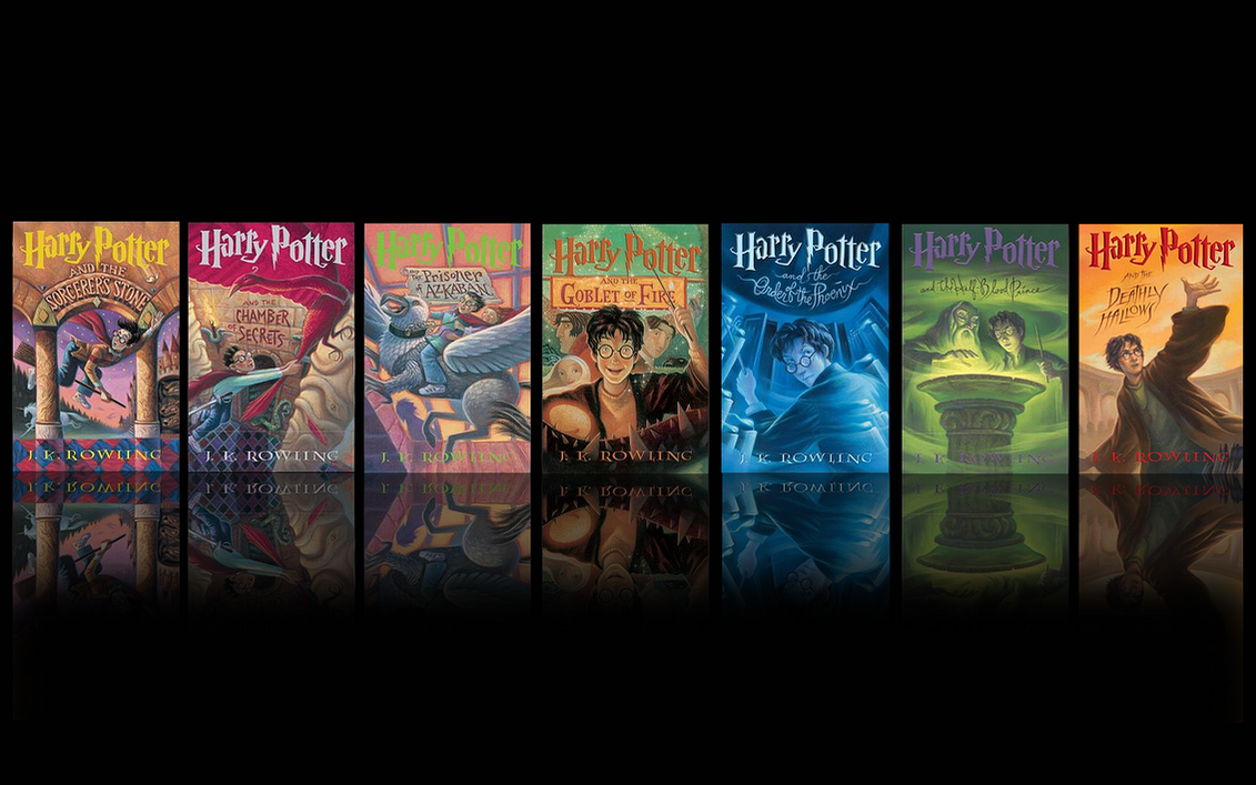 Harry Potter Book Cover Tumblr : Harry potter wallpaper by azkaban dementor on deviantart