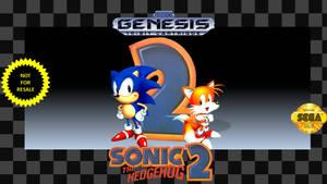 Sonic the Hedgehog 2 - Wallpaper