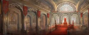 throne room by yefumm