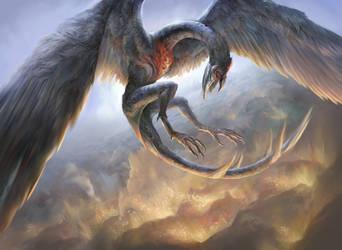 dragon by yefumm