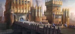 castle by yefumm