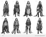 vin costume variations