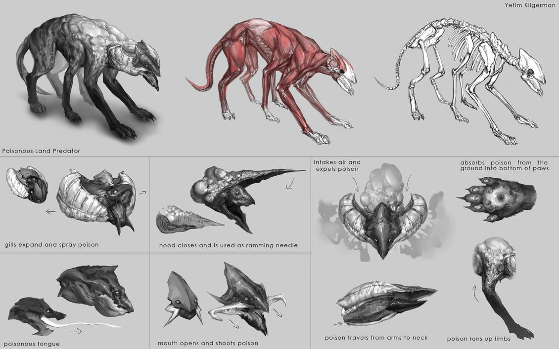 more creatures 1 by yefumm