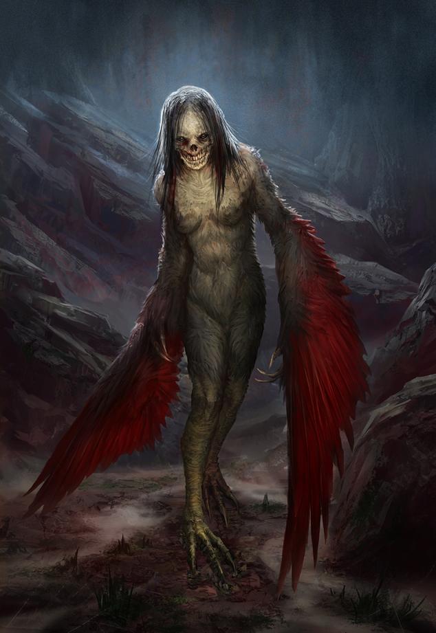witchbird by yefumm