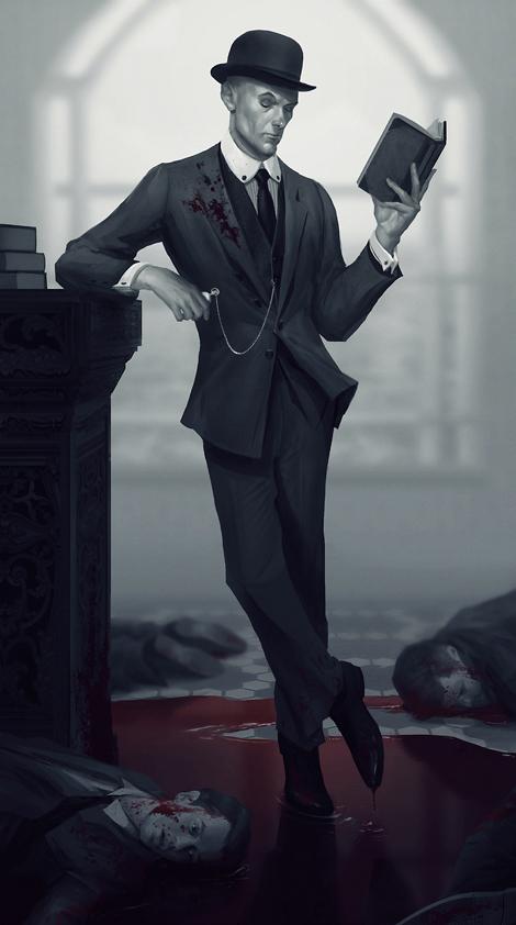 Gentleman by yefumm on DeviantArt