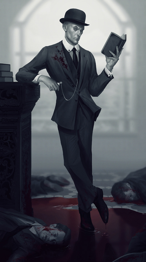 Gentleman by yefumm