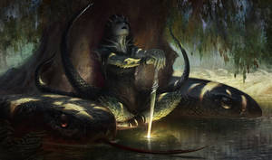 Medusa by yefumm