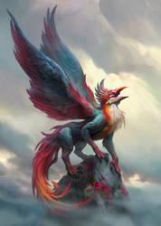 Griffin by yefumm