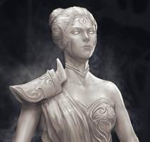 Athena Crop by yefumm