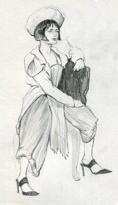 Life Drawing 2 by yefumm