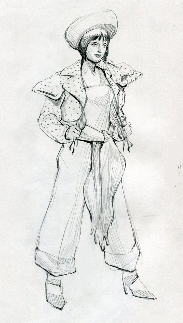 Life Drawing 3 by yefumm