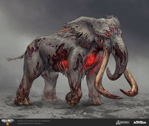 Helephant - Black Ops 4
