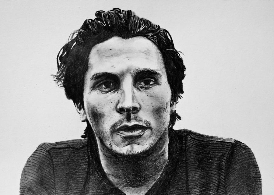 Christian Bale | Christian bale, Christian, Art