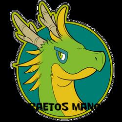 Doraetos Manga Logo by Dragoon88-DragonDao