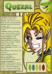 Girl Form Quezal: Data Sheet by Dragoon88-DragonDao