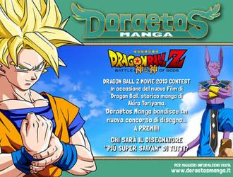 DM presents: Dragon Ball Z Battle of Gods Contest! by Dragoon88-DragonDao