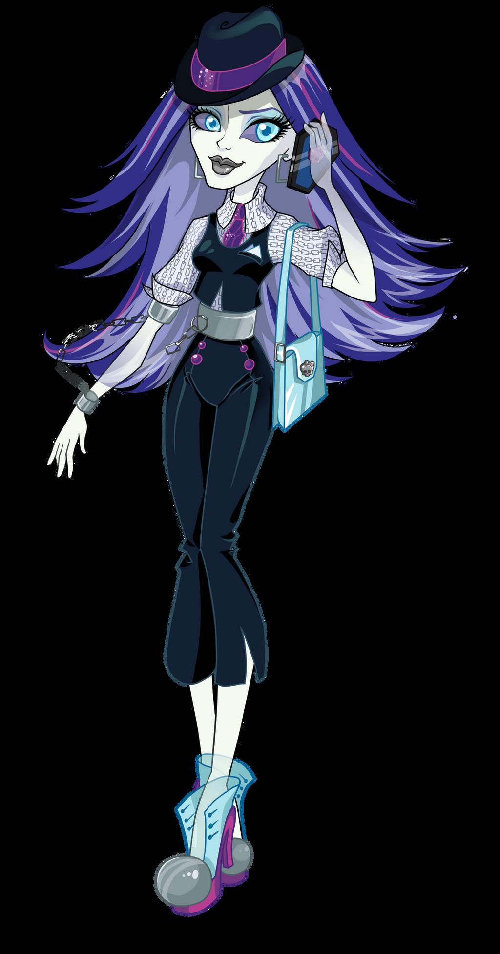 Uncategorized Spectra From Monster High mafia high spectra vondergeist by uruseline on deviantart uruseline