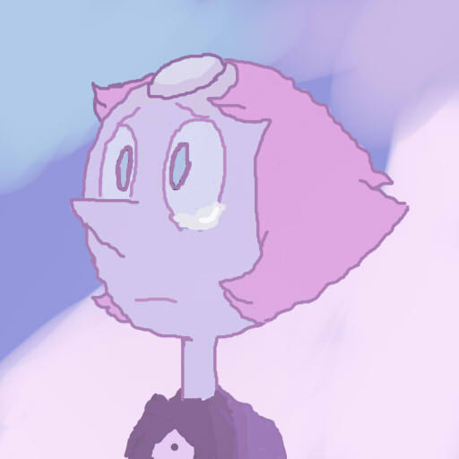 Sad Pearl Redraw by katiebug586