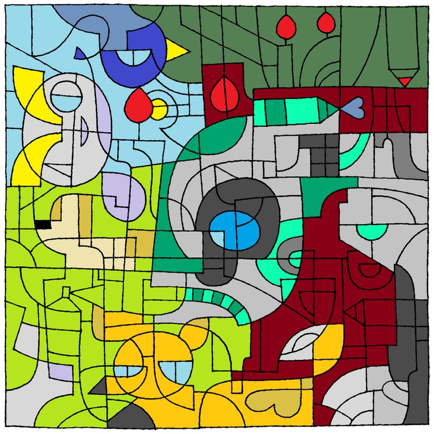 DA's 16th Birthday Color Challenge by Lightwolf236