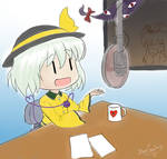 Koishi in the Radio