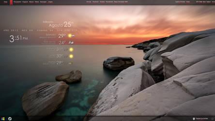 W7 desktop August