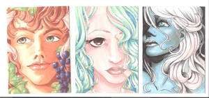 Mythology-Art Cards
