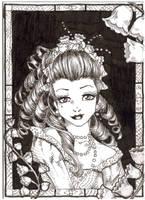 Antoinette CanterburyBells by Faerytale-Wings