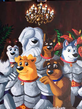 Portrait of the Road Rovers