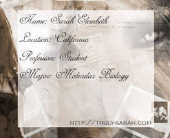 trulysarah card 3 by trulysarah