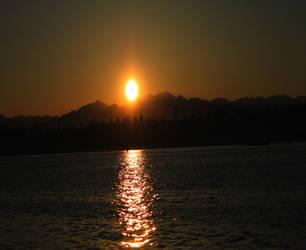 Bremerton Sunset by CrystallineHFA